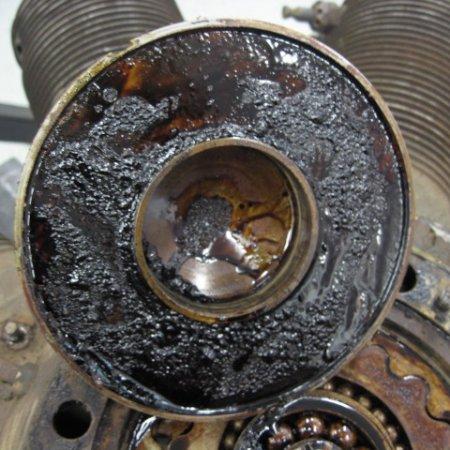 Clerget 9 B Engine Strip Down 31