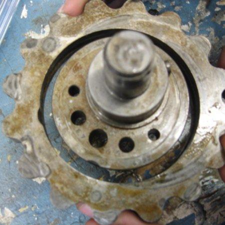 Clerget 9 B Engine Strip Down 6