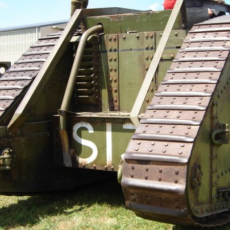 James Fahey RD 10 WWI Tank 1