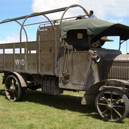 James Fahey RD 10 WWI Truck 1