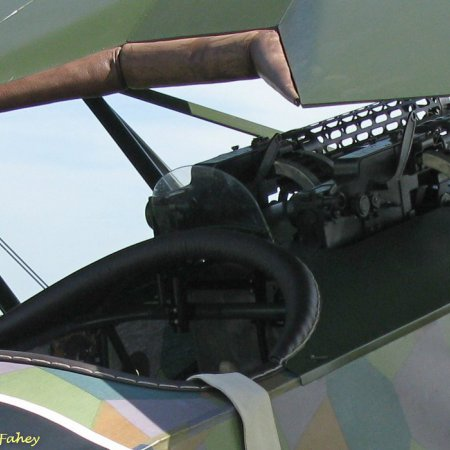 James Fahey Fokker DVIII Walkaround 27