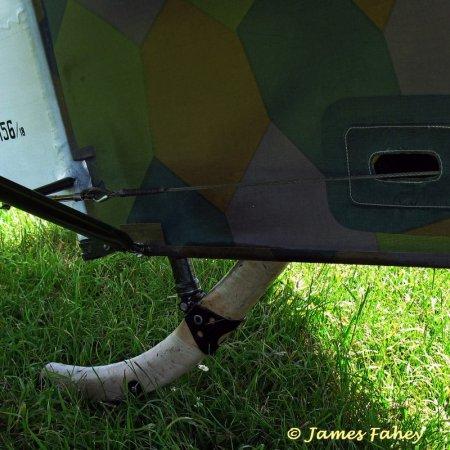 James Fahey Fokker DVIII Walkaround 42