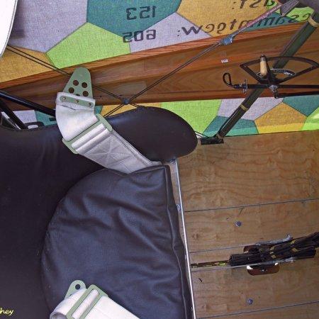 James Fahey Fokker DVIII Walkaround 45