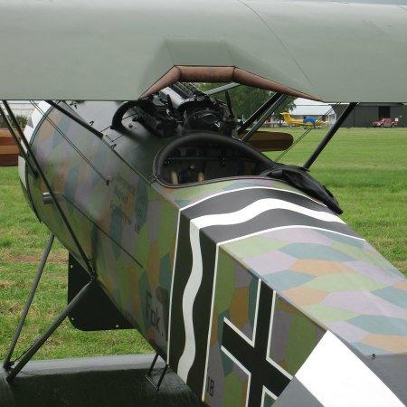 James Fahey Fokker DVIII Walkaround 5