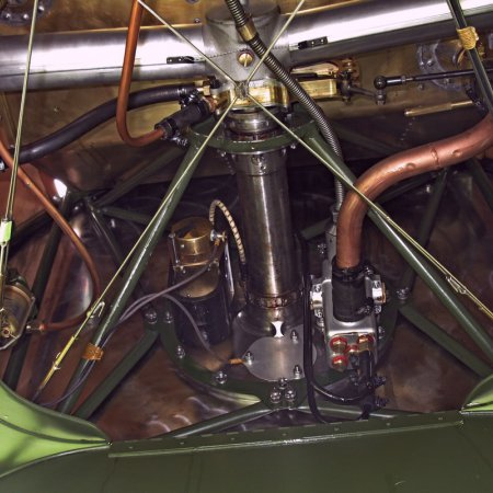 James Fahey Fokker DVIII Walkaround 59