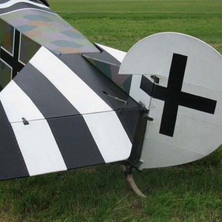 James Fahey Fokker DVIII Walkaround 6