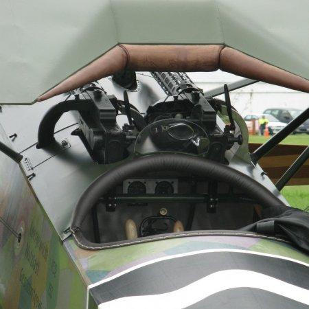 James Fahey Fokker DVIII Walkaround 7