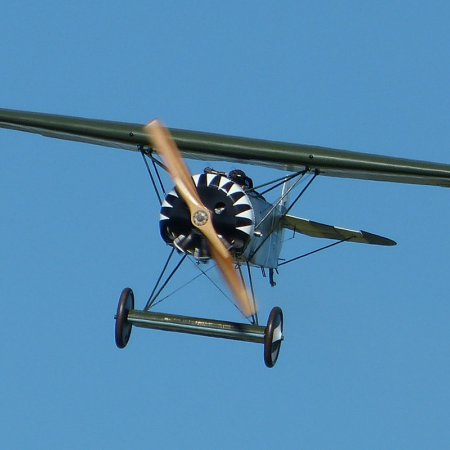 James Fahey Fokker DVIII Walkaround 83