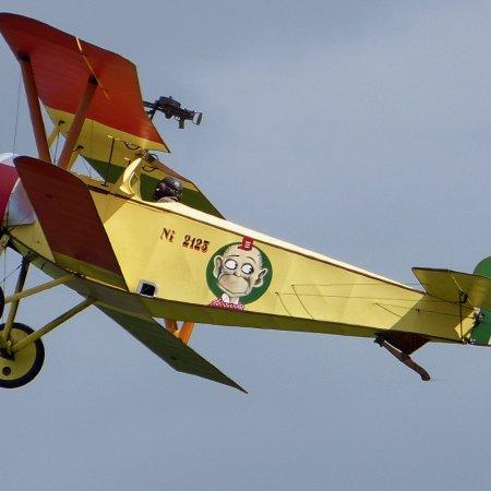 James Fahey Ni 11 In Flight 4