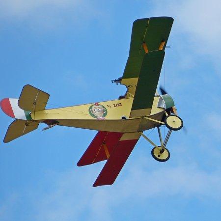 James Fahey Ni 11 In Flight