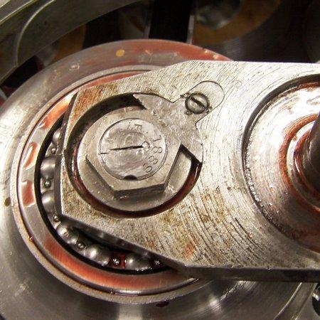 Le Rh Ne 9 C Engine Build 7