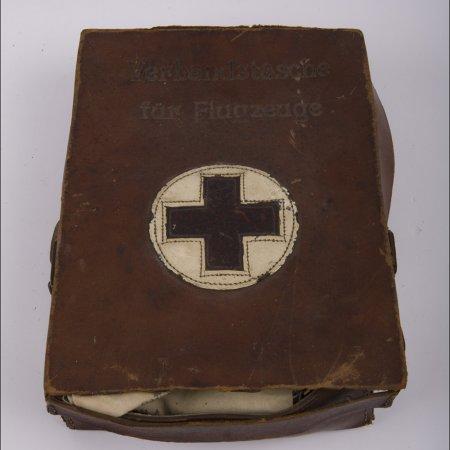 Aircraft Equipment 003 German Aircraft First Aid Kit