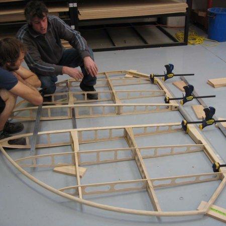 Melcome And Ben Albatros Tail Plan