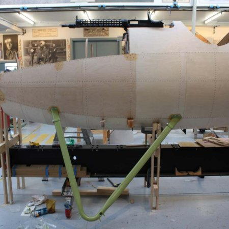 Fitting Landing Gear Mounts