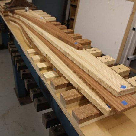 Prop Glu Up And Clamping Jig 17