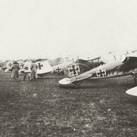 033 Albatros Line Up