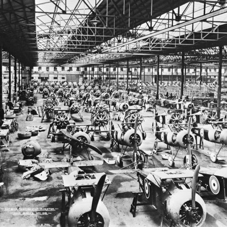 051 Sopwith Factory Ham Works Dec 1918