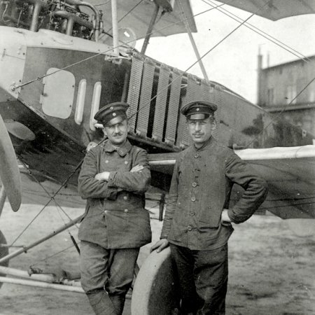 109 B Type With Pilots