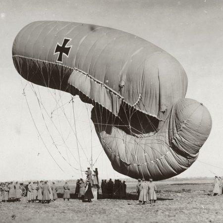 126 German Balloons