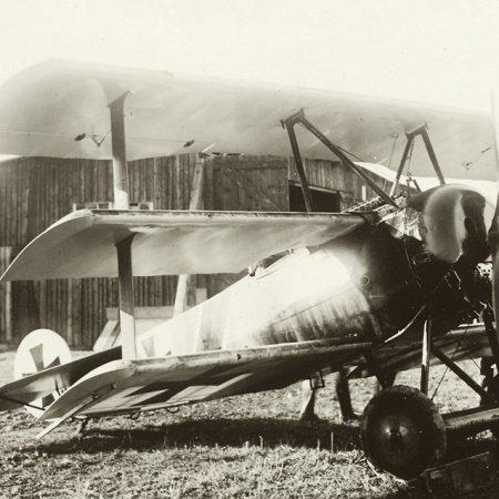154 Fokker DRI