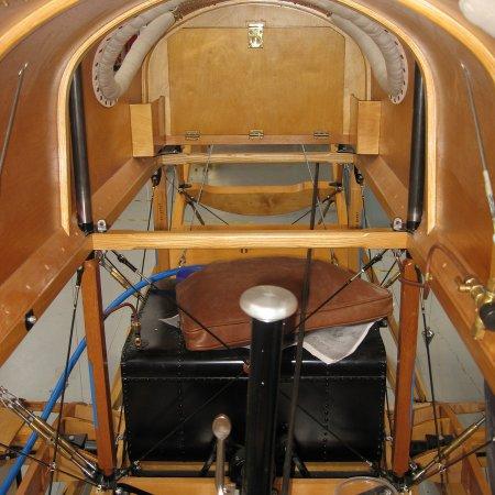 Cockpit And Control Column