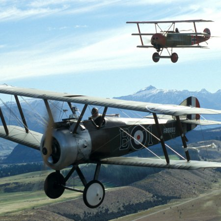 Classic Fighters 2003 Sopwith Camel And Fokker Riplane 2