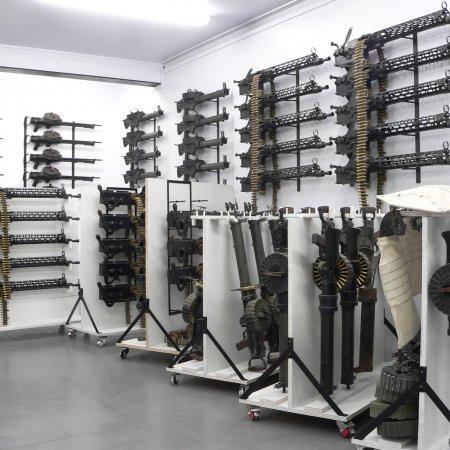 Gun Room Full View