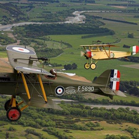 Hood Aerodrome 2007 SJ 9 K 5828