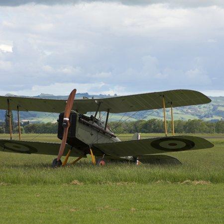 Hood Aerodrome 2007 SJ 9 K 6255
