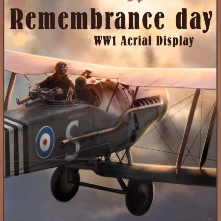 Remembrance Day 2008 Poster
