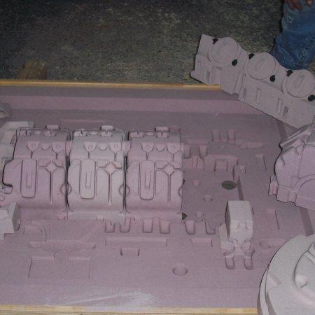 RAF 1 A Assembling Hardsand Cores 1