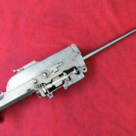 Schwarzlose Gun Facing Right