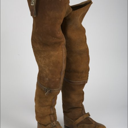 Uniforms 007 RFC Fug Boots