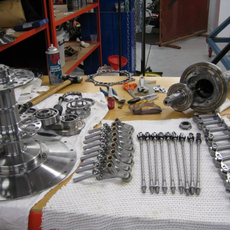 UR 2 Assembly 018 Parts