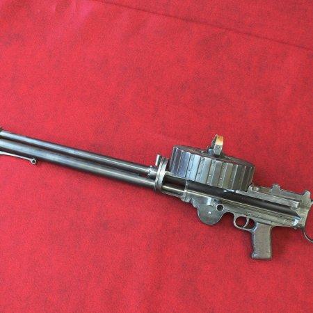 Lewis Gun US Savage Sl 1 Facing Left