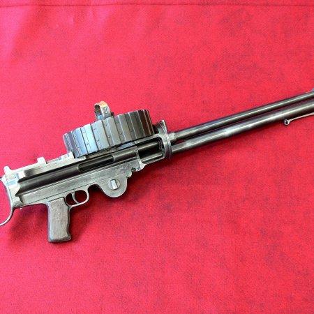 Lewis Gun US Savage Sl 5 Facing Right