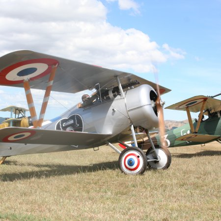 Wanaka 2006 JF Nieuports Ready