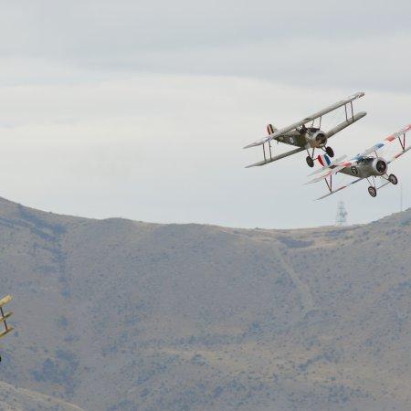 Wanaka 2006 JF Triplane Camel Nieuport 2