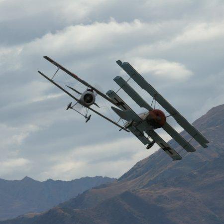 Wanaka 2006 Nieuport Chases Dr 1