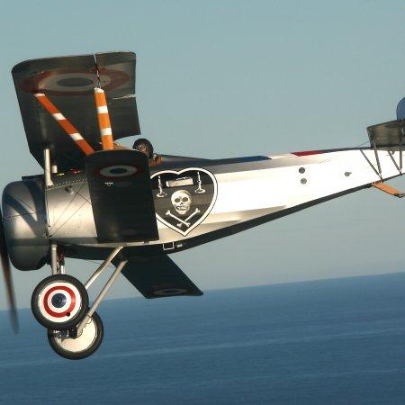 Wanaka 2006 Nieuport 1