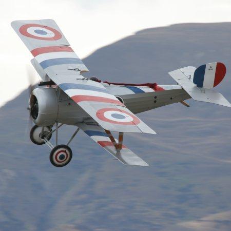 Wanaka 2006 Nieuport 11