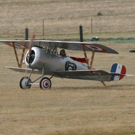 Wanaka 2006 Nieuport 12