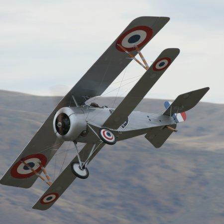 Wanaka 2006 Nieuport 2