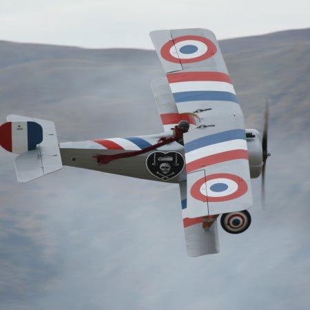 Wanaka 2006 Nieuport 4
