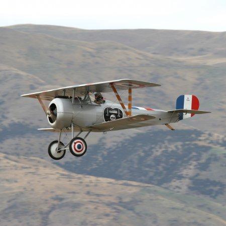 Wanaka 2006 Nieuport 6