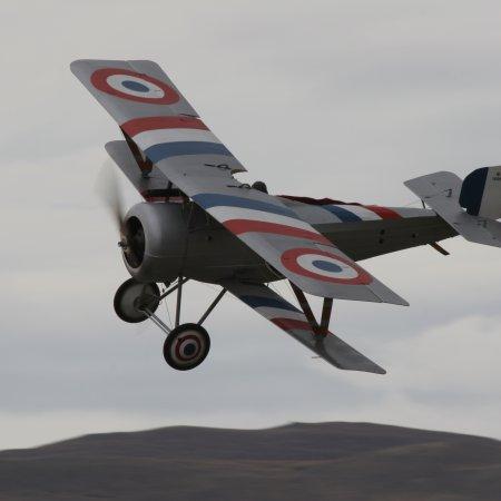 Wanaka 2006 Nieuport 7