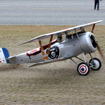 Wanaka 2006 Nieuport 8