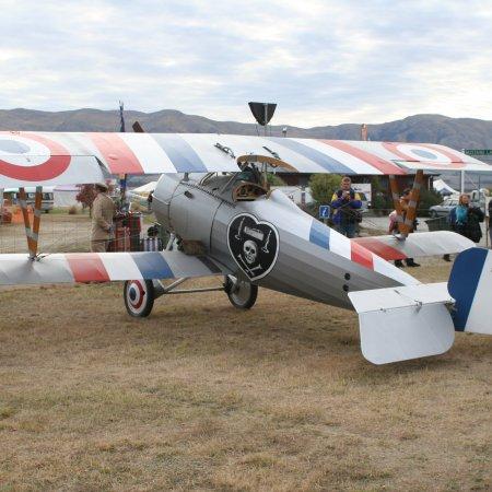 Wanaka 2006 Nieuport 9