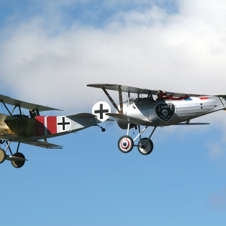 Wanaka 2006 Triplane Nieuport