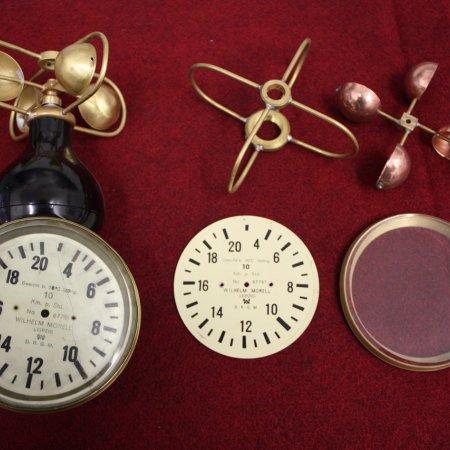 Wilhelm Morrell Anemometer Type Airspeed Indicators